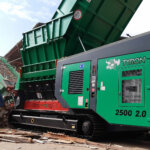 TYRON 2500 recycling of wood