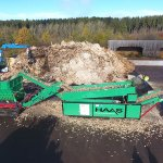 TYRON & Starscreen HSS 6000 waste wood recycling