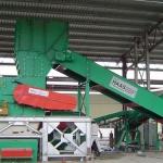 ARTHOS Hammermühle stationär ohne ballistischen Auswurf
