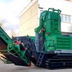 ARTHOS 1600 mobile Hammermühle