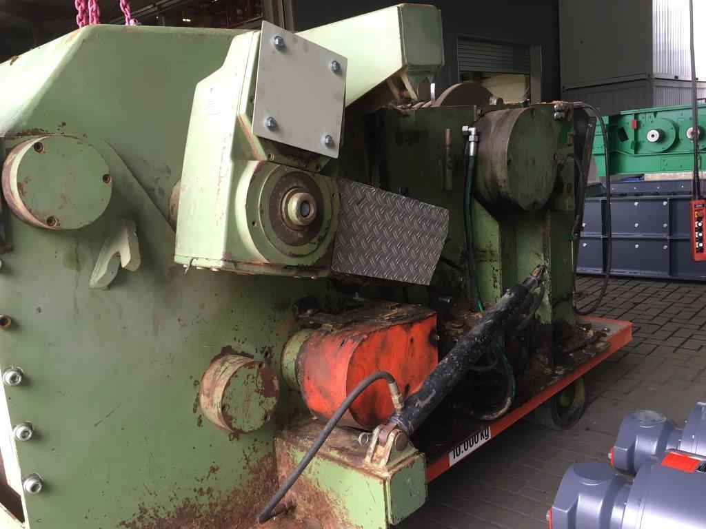 Fabelhaft Gebrauchtmaschinen – HAAS Recycling @GW_37