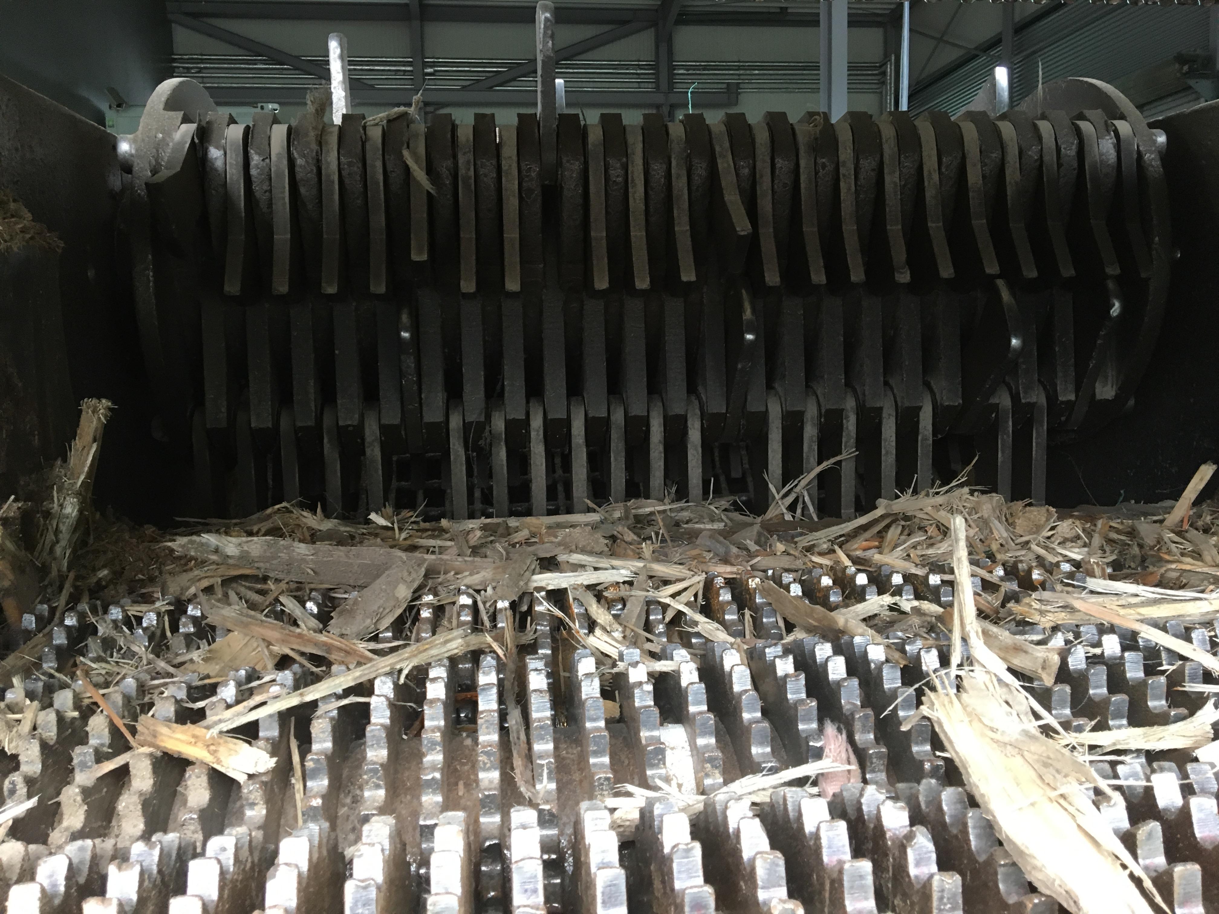Prächtig Gebrauchtmaschinen – HAAS Recycling &YZ_28