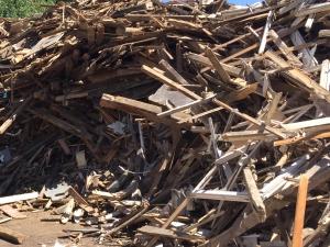 Residual Wood