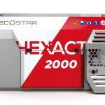 Dynamisches Sieb HEXACT 2000