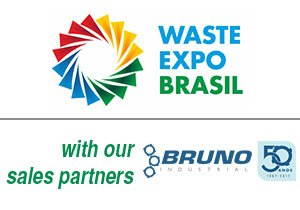 Waste Expo Brasil 2019 - stand B9