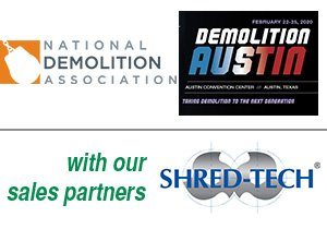 Demolition AUSTIN 2020 / National Demolition Association