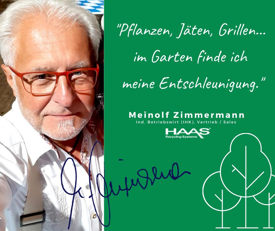 Meinolf Zimmermann