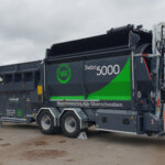 Siebo 5000 customer Maschinenring Alb-Oberschwaben GmbH transport position