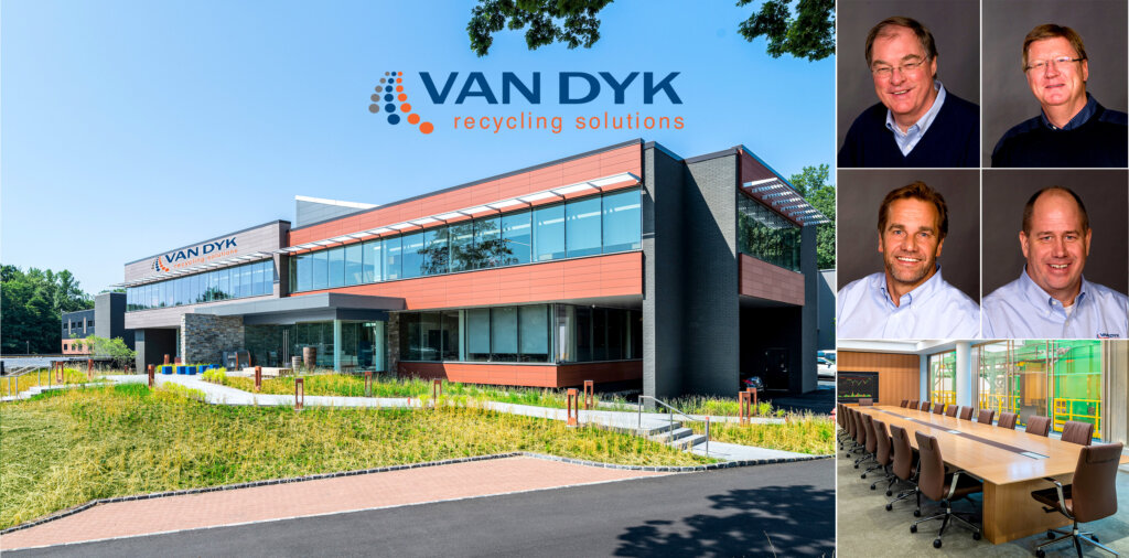 Strong sales partner for North America - Van Dyk!
