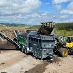 Siebo 5000 customer Maschinenring Alb-Oberschwaben GmbH separation of compost